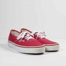 Vans - AUTHENTIC Red