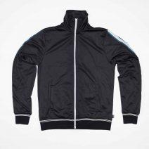 Marcus Track Jacket Black