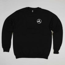 DrinkWater Crewneck Patch Shirt