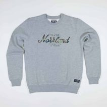 Great Norrland Crewneck | Heather Grey