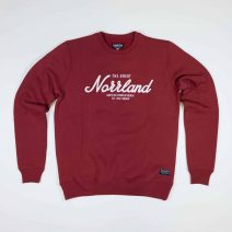 Great Norrland Crewneck | Rusty Red