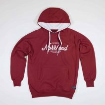 Great Norrland Hood | Rusty Red