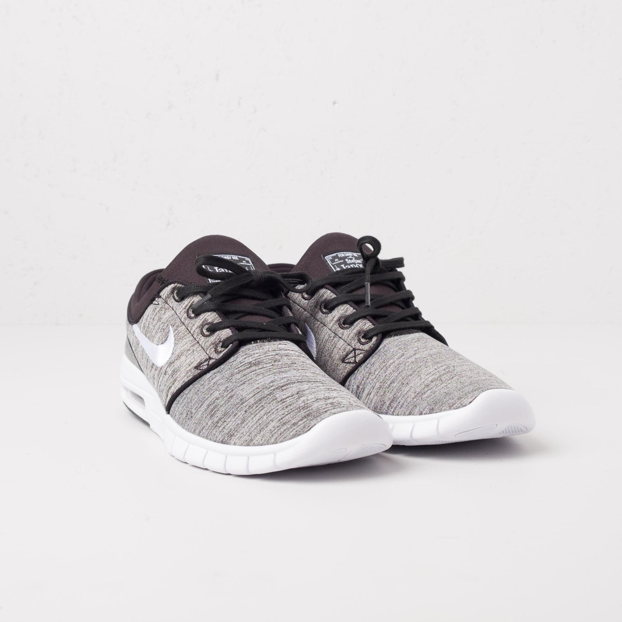 Nike SB | Stefan Janoski Max | BlackWhite hos » INLANDET.se